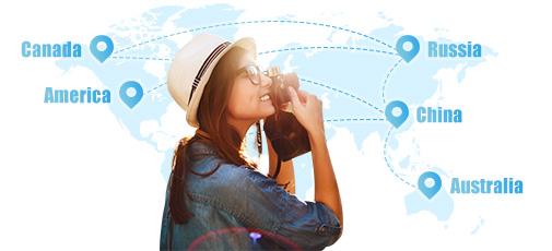 一款产品满足所有出国旅游保障需求