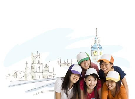 團體境外旅游保險