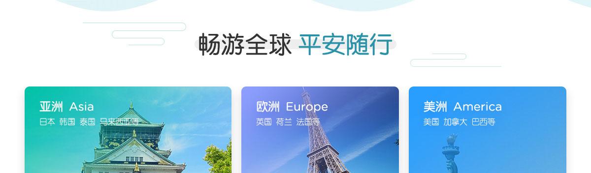 全球旅游保险